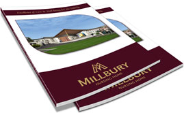 Millbury Nursing Home Brochure