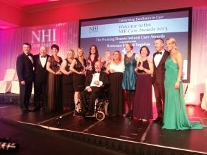 NHI Care Award Winners 2013