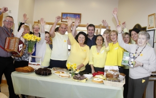 "Millbury Nursing Home ""Daffodil Day"" Coffee Morning in aid of th"